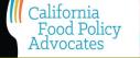 California Food Policy Advocates